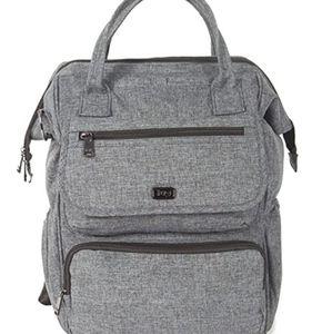 Lug Via Convertible Tote Bag In Heather Gray